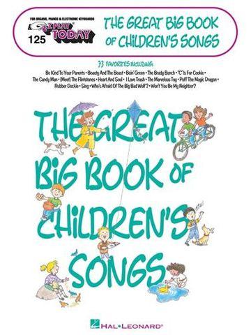 EZ Play 125 Great Big Book of Children