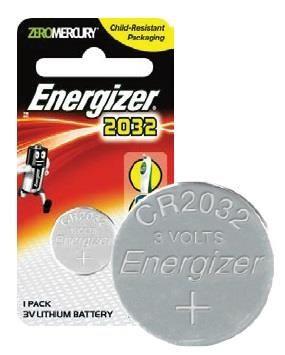 Eveready 3v Battery E2032