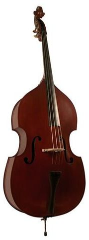 EKeller 3/4 280 Double Bass Outfit