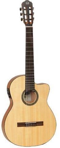 Tanglewood TWEMDC1 Classical Ac/El Gtar