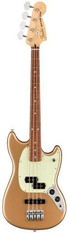 Fender Mustang PJ PF FMG Bass Guitar