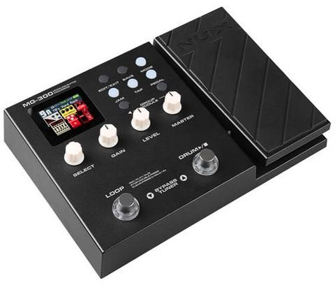 Nux Guitar Modeling Processor