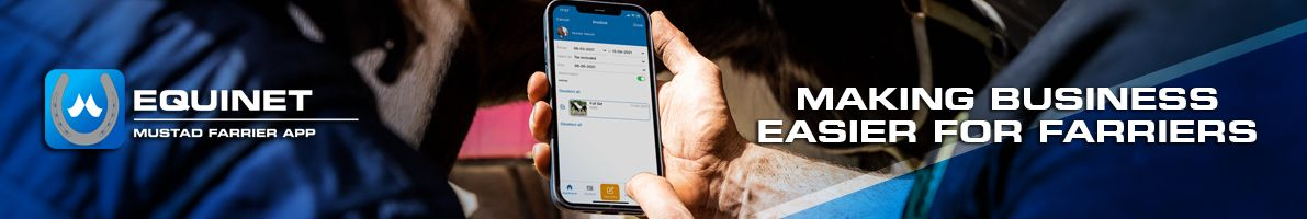 EQUINET - Making Business easier for Farriers