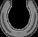 STEEL HORSESHOES