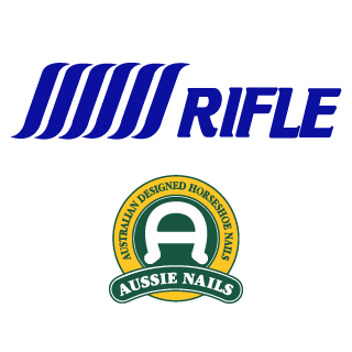 Rifle Aussie Horseshoe Nails