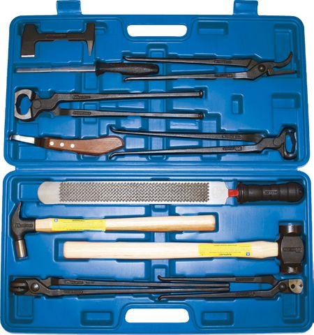 Mustad Farrier Toolbox Kit