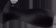 Heller Grip - Black Handle