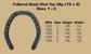 THORS FULLERED STEEL (15X6) HIND