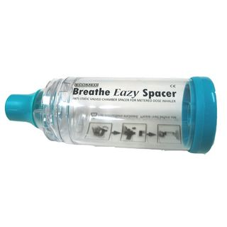 Breathe Eazy Spacer Reusable Adult (Single Patient Use) - Each