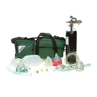 Resus Oxygen Kit Contents - No Bag