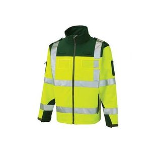 Ambulance Soft Shell Jacket-Medium