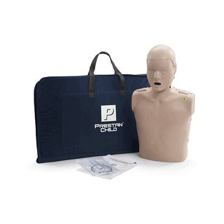 Prestan Professional Child CPR-AED Training Manikin (with CPR Monitor) - each