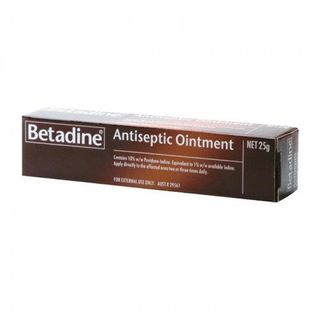 Betadine Antiseptic Ointment 25g - Each