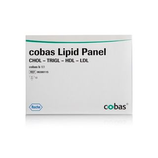 Cobas B 101 Test Disks Lipids Test - Box (10)