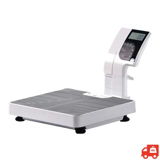 Healthweigh Physician Scale Floor Level - 250kg Weight Capacity