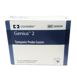 Thermometer Probe Covers Genius 2/3 Kendall - Box (96)
