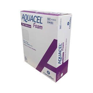 Aquacel Foam Dressing Non-Adhesive 10cmx10cm - Box (10)
