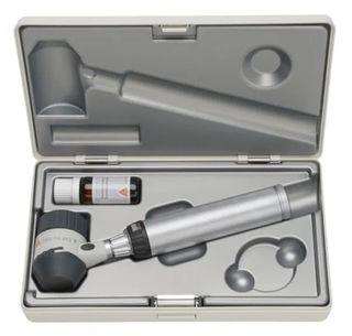 Heine Delta 20T 2.5V Dermatoscope Set with C Batt Handle Kit