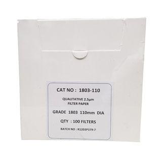 Filter Paper #1 11cm - Box (100)