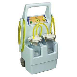 HiVac High Suction Mobile Pump