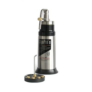 CryoPro MINI incl. stand, 5 spray tips, cleaning adapter