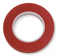 Identification Tape 3mm Red - Roll