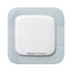 Biatain Silicone Adhesive Foam Dressing 10cmx10cm - Box (10)