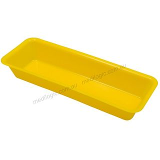 Disposable Injection Trays Yellow - Carton (1000)