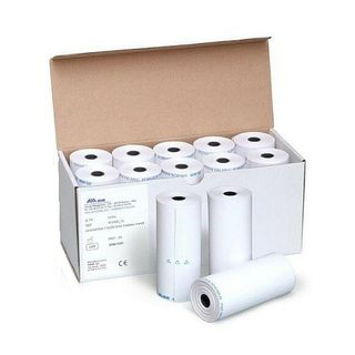 Paper roll for Spirolab Thermal Printer 112mm x 48m Roll - Pack (5)