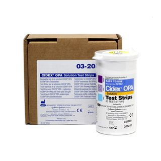 Cidex OPA Test Strips - Box (60)