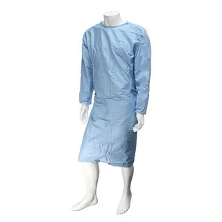 Standard Surgical Gown Compro Medium Sterile - Each