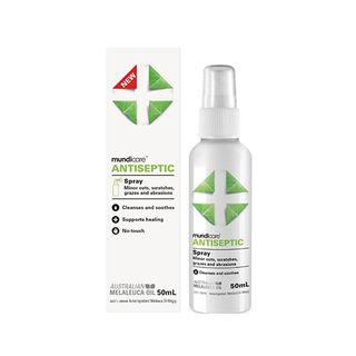 Mundicare Spray Antiseptic First Aid Spray