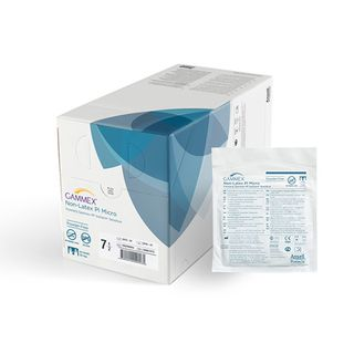 GAMMEX® Non-Latex PI Micro #7.5 - Box (50 Pairs)