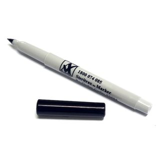 SteriTrax Fine Permanent Markers - Pack (25)