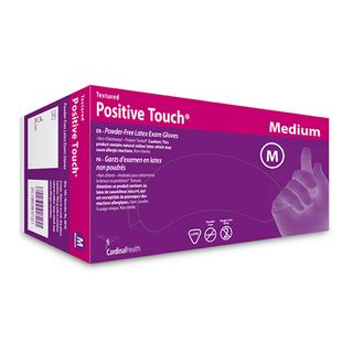 Positive Touch-Latex P/F Large (Box 100)