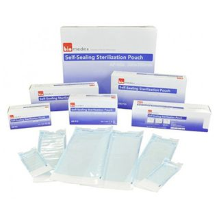 Autoclave Pouches 57mm x 133mm - Box (200)