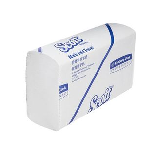 Slimtowel STD Multifold 23.8cm 250's - Carton (16)