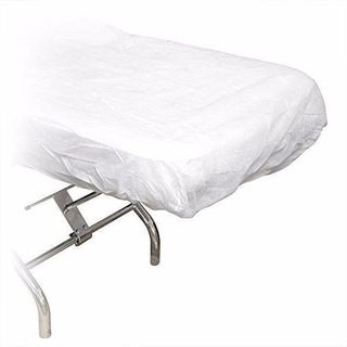 Cello Fitted Sheets 75 x 200cm White - Carton (100)