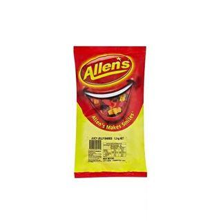 Allens Jelly Babies 1.3kg Bag