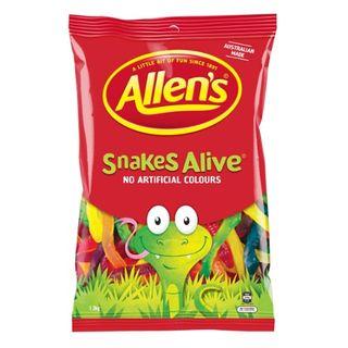 Allens Snakes Alive 1.3kg Bag