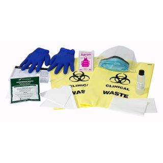 Biohazardous Waste Spill Kit - Each