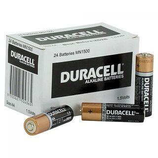 Duracell Battery AA - Box (24)