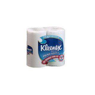 Kleenex Viva Paper Towel 2ply 22.5cmx21cm 60 sheets - Carton (12)