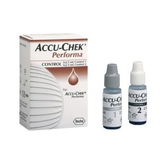 Accu-Chek® Performa Control Solution 4ml - Box (2)