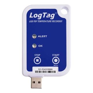 Log Tag USB Direct Temperature Loggers (Built-in USB)