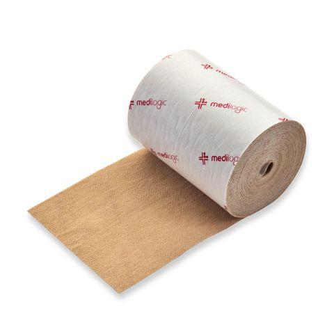Logifix Tan 10cm x 10m - Roll