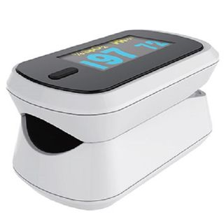 Choicemed Finger Pulse Oximeter with Multi Colour Screen C310