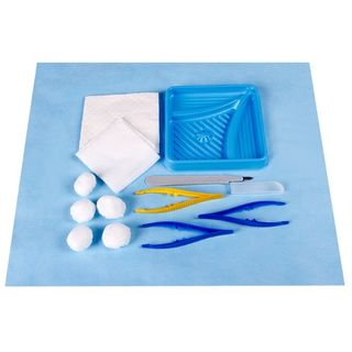 Disposable Multigate Skin Lesion Kit Sterile - each