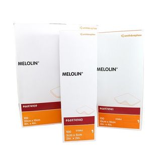 Melolin Dressing 10cm x 10cm - Box (10)