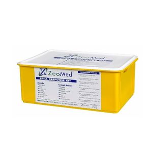 ZEOMED MULTIPURPOSE SPILL KIT